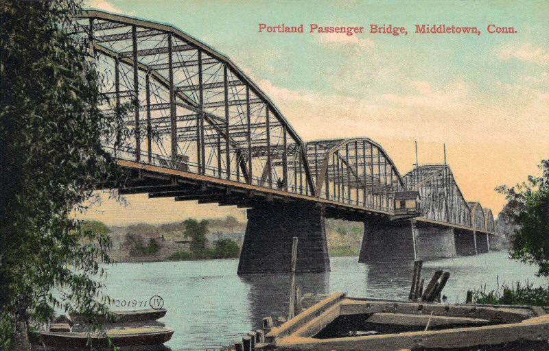Portland Passenger Bridge